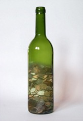 bottle-coins