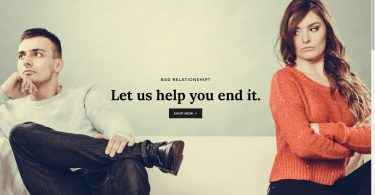 breakup shop - homepage