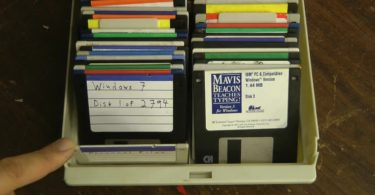 floppy disk - da youtube