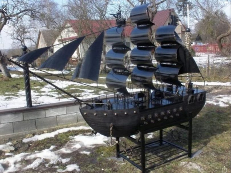 nave barbecue